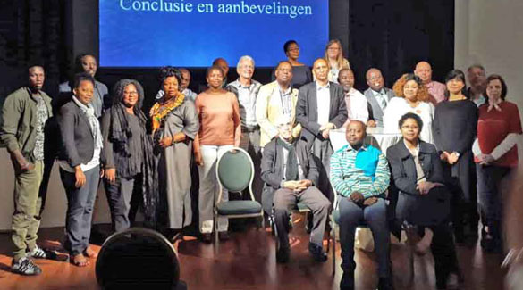 Africa Day, The Hague
