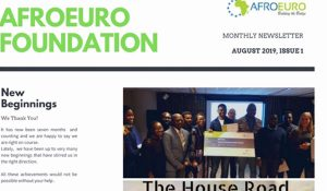 Newsletter – August 2019